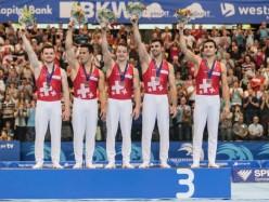 EM Bern: Das Schweizer Team gewinnt sensationell EM-Bronze