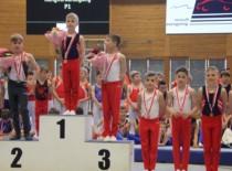 Test für die Schweizer Nati – Sieg für Nachwuchsturner Linus Eisenring im P1