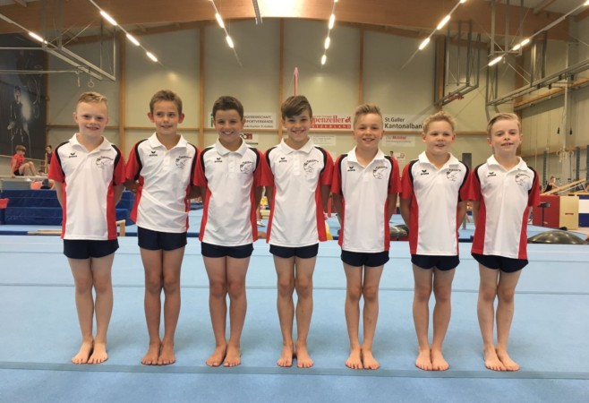 TZ Fürstenland SMJ Team 2017