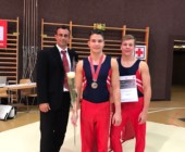Sandro Brändle gewinnt Silbermedaille