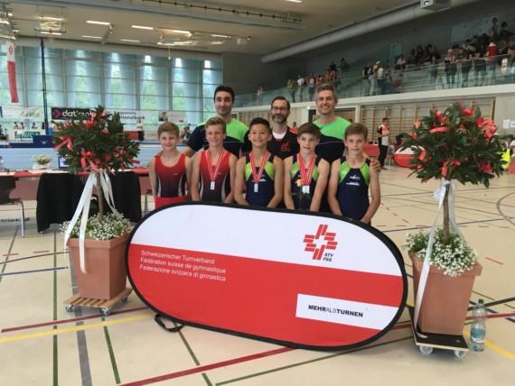 Schweizer Meisterschaft Junioren