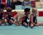 Turnerischer Talent-Wettbewerb für Knaben und Mädchen im Vorschulalter